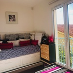 RCM - 2 bedrooms, groundfloor with terrace and garden, in very good condition with pretty sea views - 9