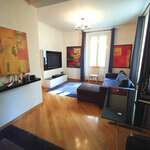 CONDAMINE, - 1/2 bedrooms flat ideal for Legal/Medical Profession - 1