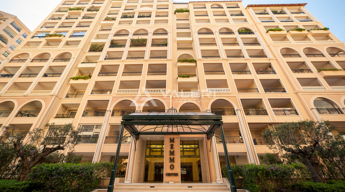 FONTVIEILLE : LUXURIOUS 3 BEDROOM FLAT WITH SEA VIEW