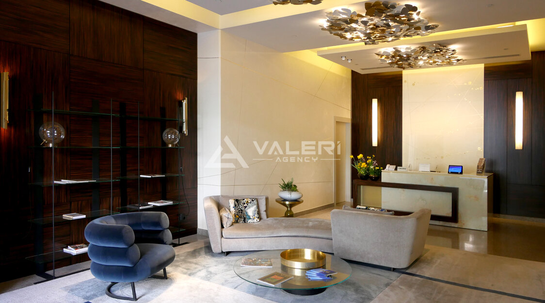 LARVOTTO - 3 BEDROOMS FLAT IN A HOTEL RESIDENCE