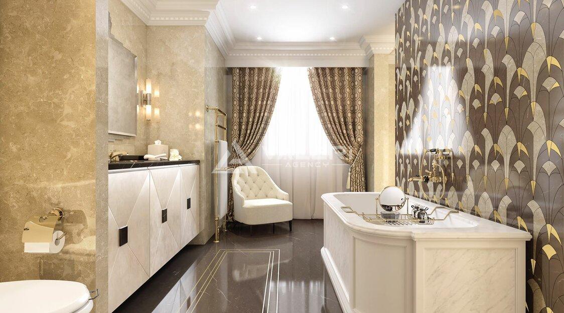 Appartamento 5 + stanze-  Monte Carlo