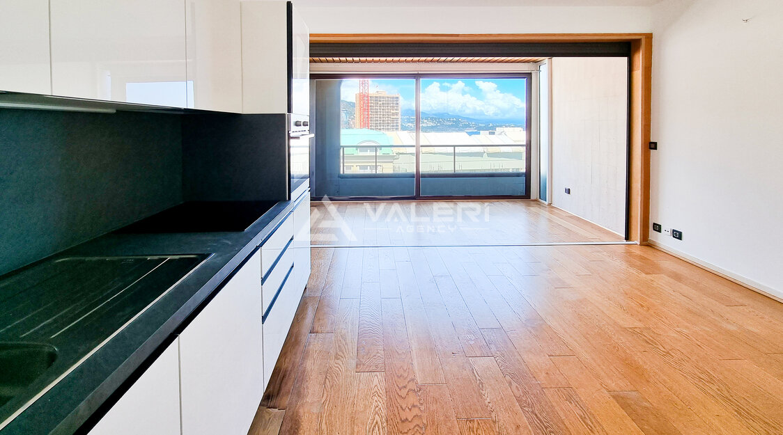 CARRE D'OR - STUDIO WITH SEA VIEW, MIXED USE